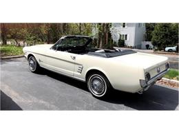 Picture of '66 Mustang - QB3K
