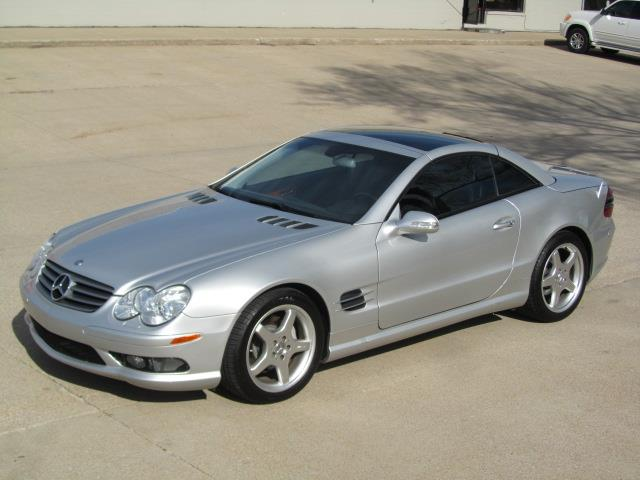 Picture of '03 SL500 - QB3P