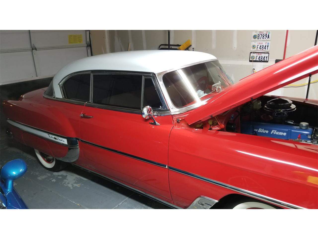 Large Picture of Classic '54 Bel Air located in Utah - $35,000.00 - QB4A