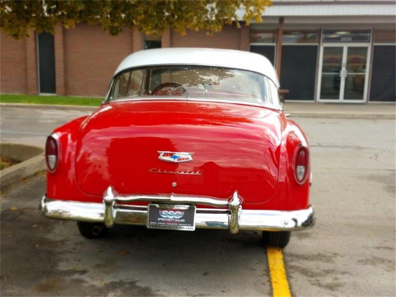 Large Picture of 1954 Bel Air located in West Valley Utah - $35,000.00 Offered by a Private Seller - QB4A