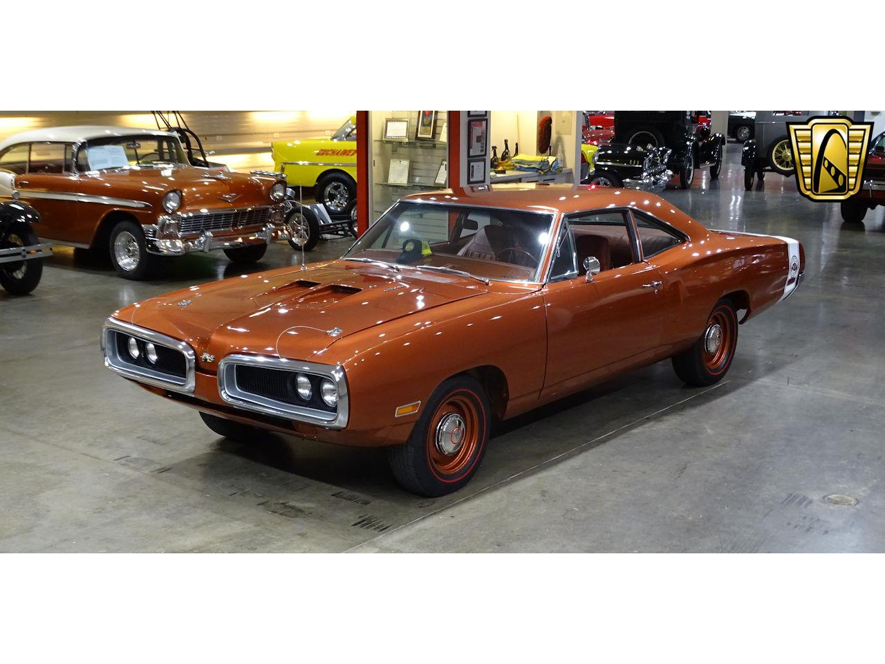Large Picture of Classic '70 Dodge Super Bee located in O'Fallon Illinois - $61,000.00 Offered by Gateway Classic Cars - St. Louis - QB4W