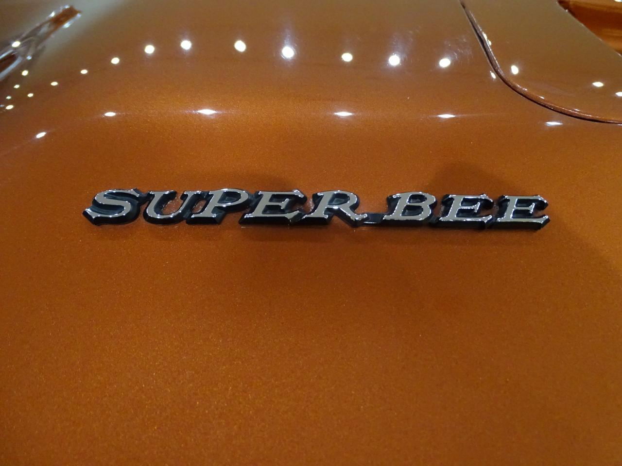 Large Picture of '70 Dodge Super Bee located in Illinois Offered by Gateway Classic Cars - St. Louis - QB4W