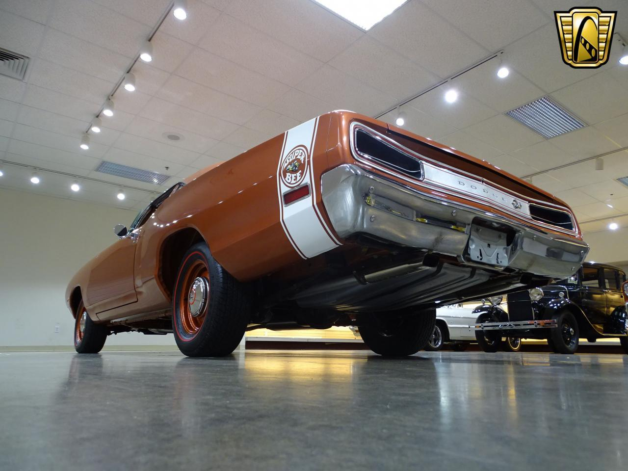 Large Picture of '70 Dodge Super Bee Offered by Gateway Classic Cars - St. Louis - QB4W