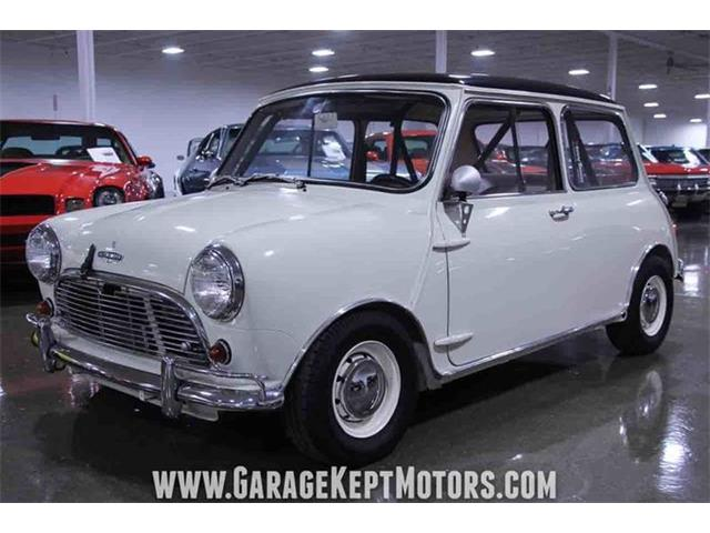 Picture of '67 Mini - Q5XP