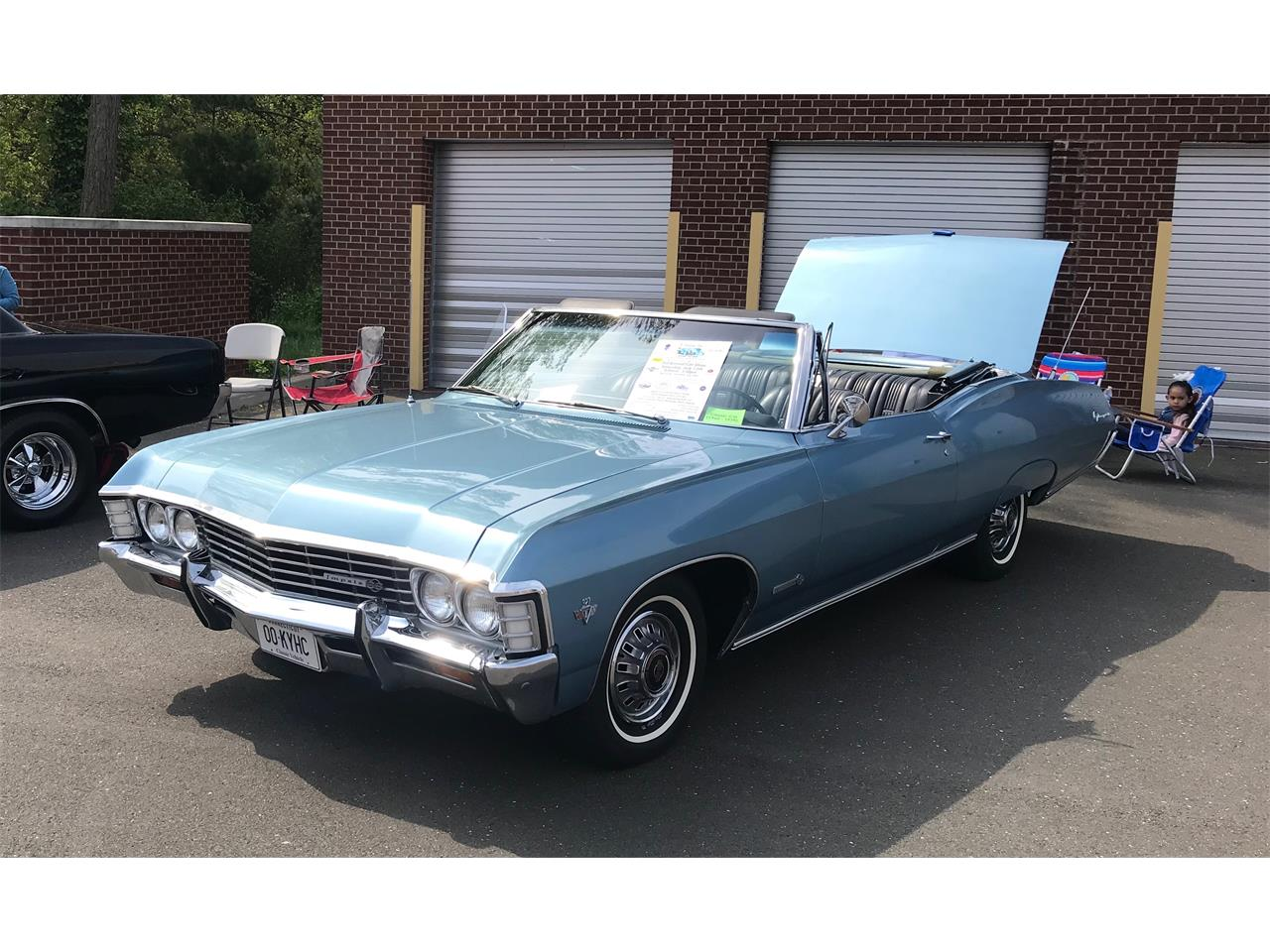 Large Picture of Classic '67 Impala SS located in Norwalk Connecticut - $36,900.00 - QB4Y