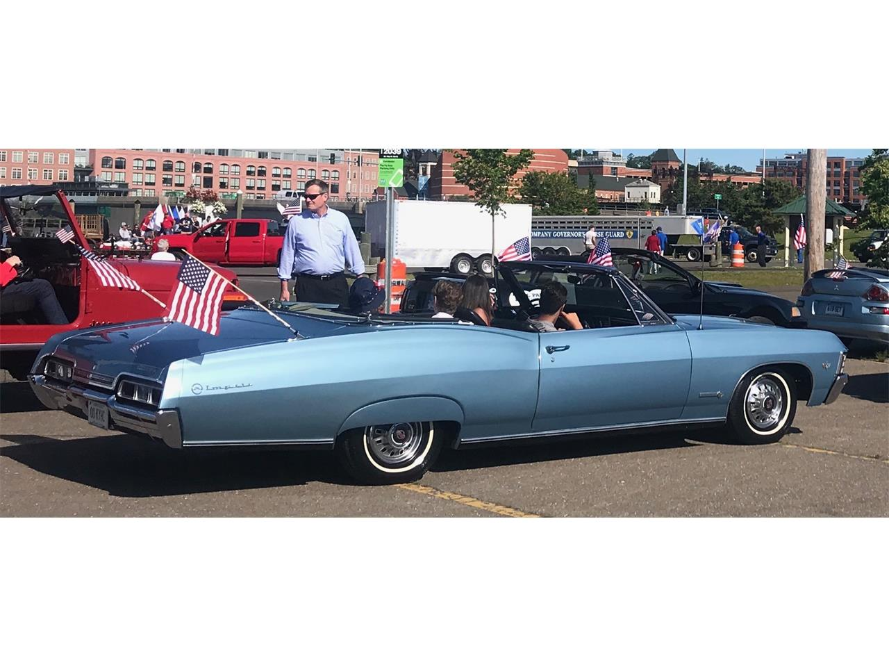 Large Picture of 1967 Impala SS located in Norwalk Connecticut - $36,900.00 Offered by a Private Seller - QB4Y