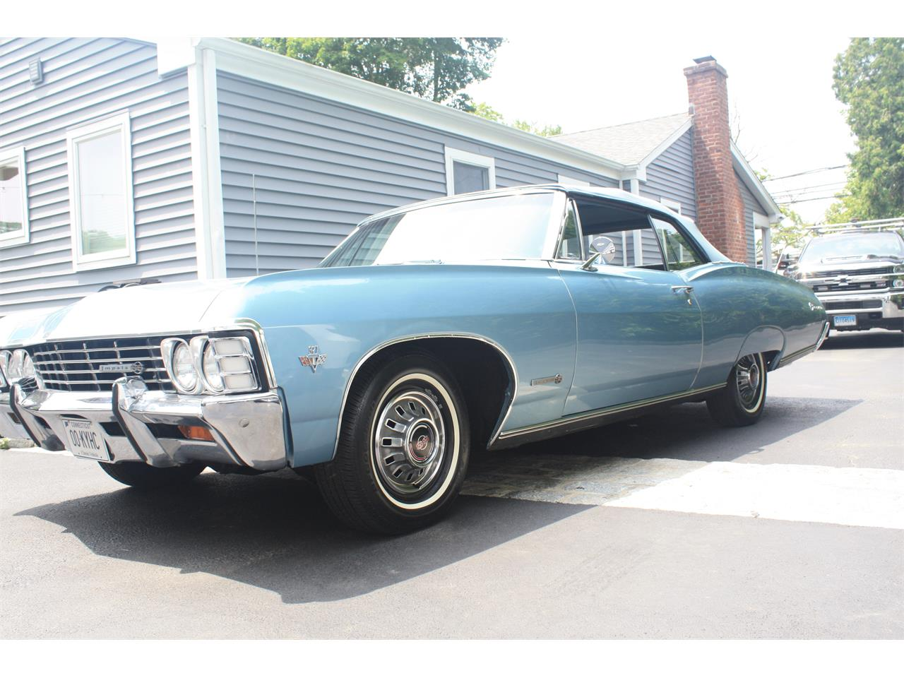 Large Picture of Classic '67 Chevrolet Impala SS located in Norwalk Connecticut Offered by a Private Seller - QB4Y
