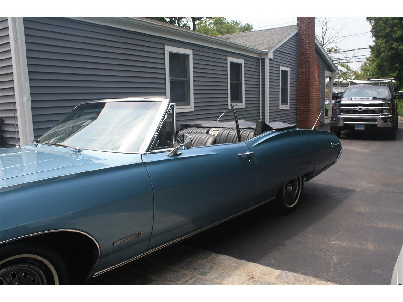 Large Picture of Classic 1967 Chevrolet Impala SS - $36,900.00 - QB4Y