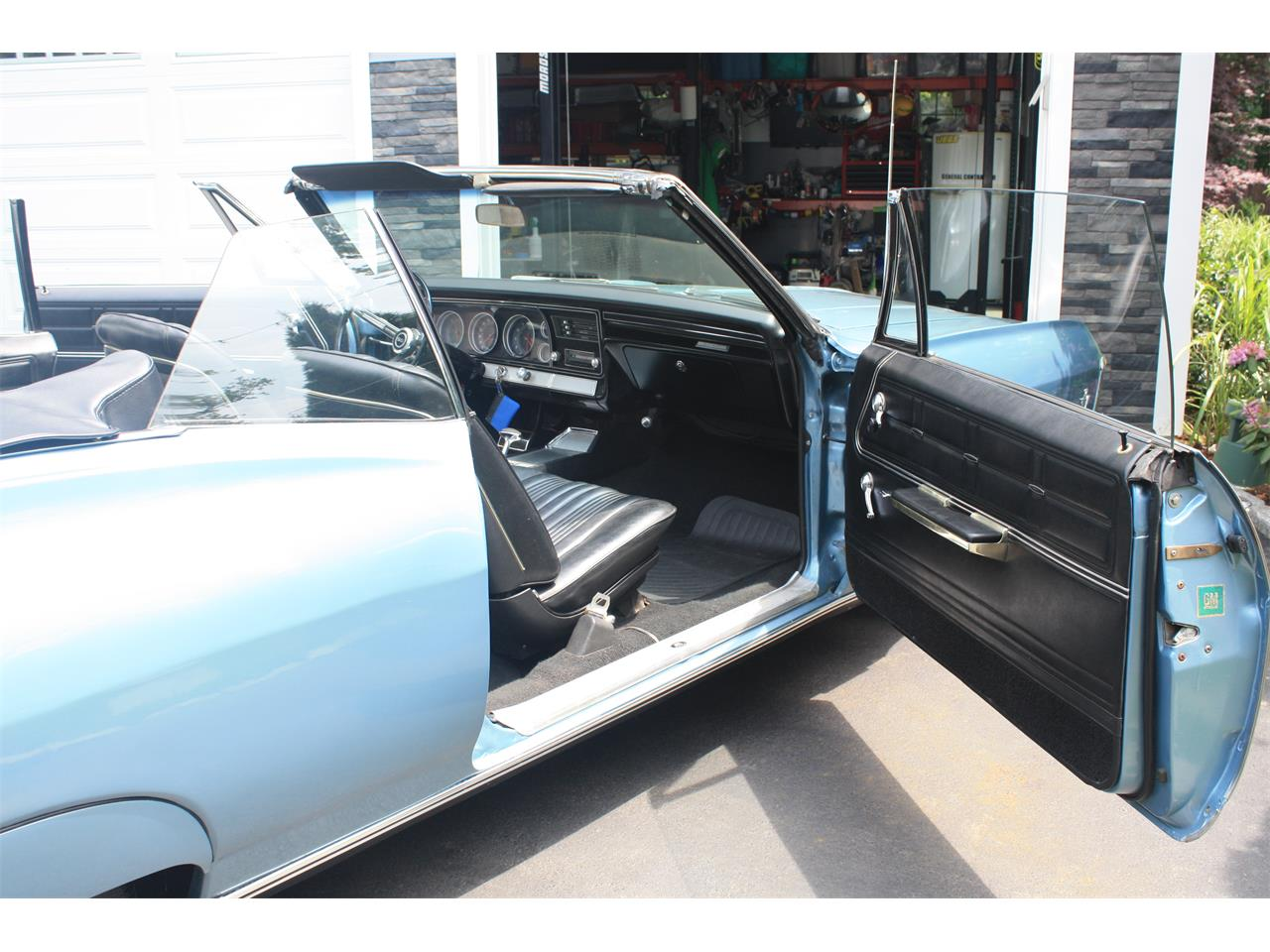 Large Picture of 1967 Chevrolet Impala SS - QB4Y