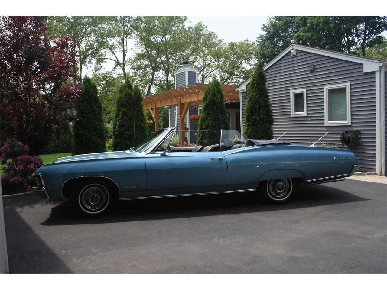 Large Picture of Classic '67 Impala SS located in Norwalk Connecticut - QB4Y
