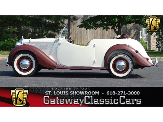 Picture of '49 MG Series YT Offered by  - QB59