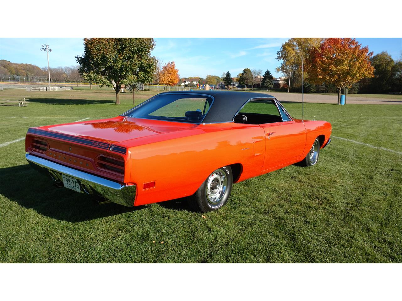 Large Picture of '70 Road Runner - QB5A