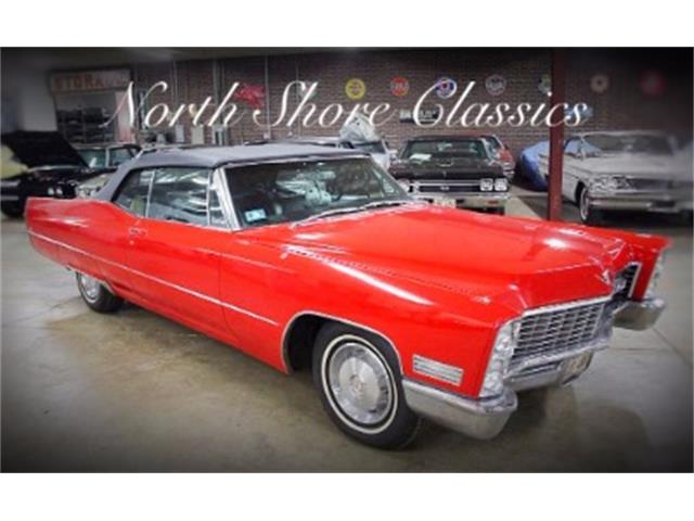 Picture of Classic 1967 DeVille located in Mundelein Illinois Offered by  - Q5XR
