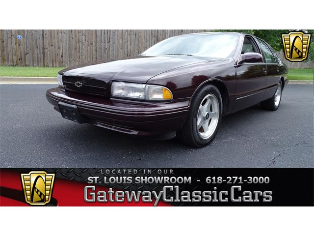 Picture of '96 Impala - QB5K