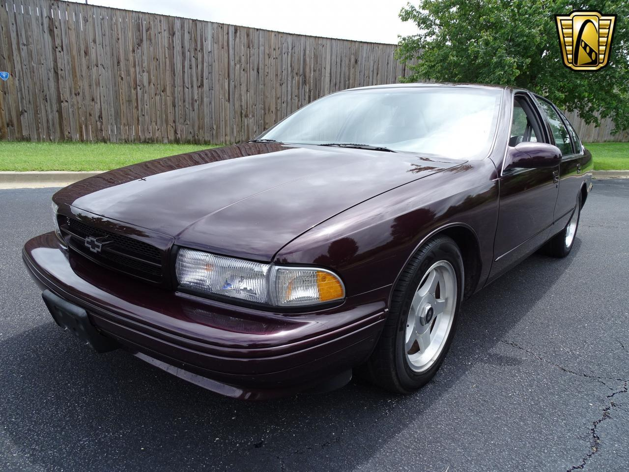 Large Picture of 1996 Impala - $19,000.00 Offered by Gateway Classic Cars - St. Louis - QB5K