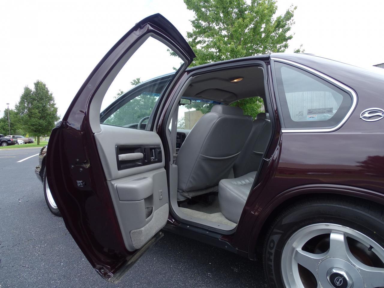 Large Picture of '96 Impala - QB5K