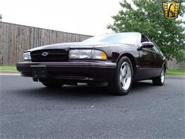 Picture of 1996 Chevrolet Impala - $19,000.00 Offered by Gateway Classic Cars - St. Louis - QB5K