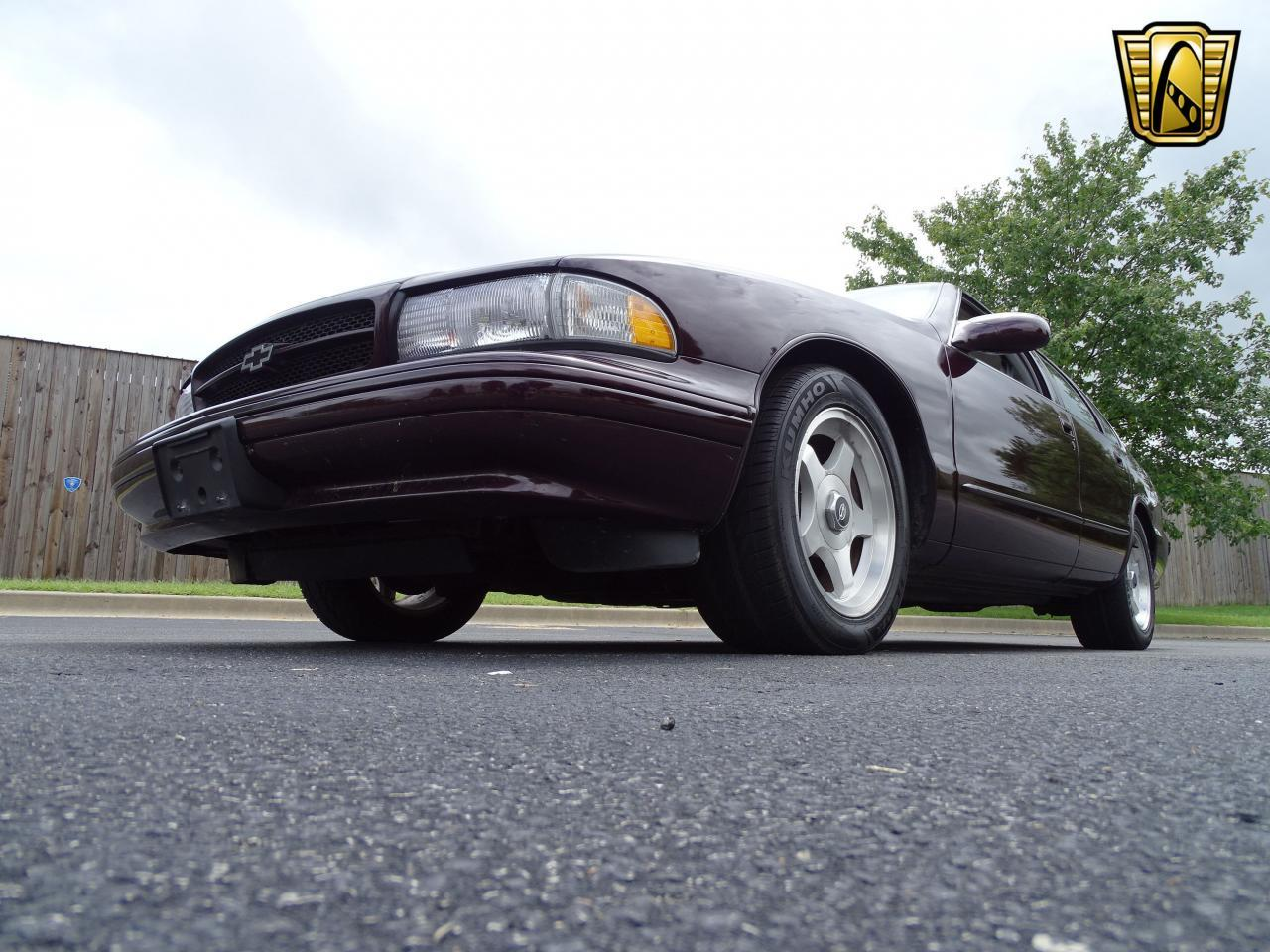 Large Picture of '96 Impala located in Illinois - $19,000.00 - QB5K