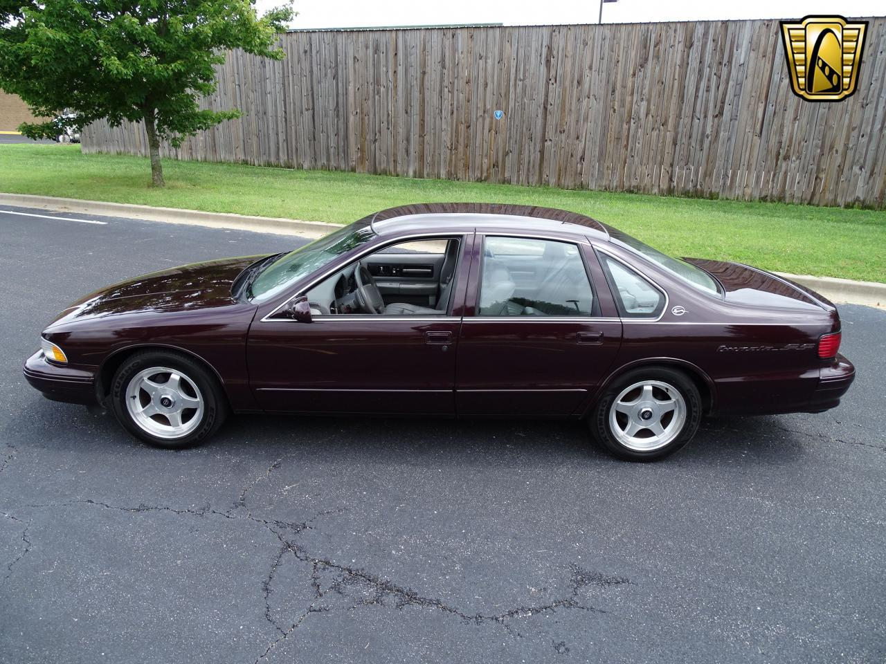 Large Picture of '96 Chevrolet Impala located in Illinois - $19,000.00 - QB5K