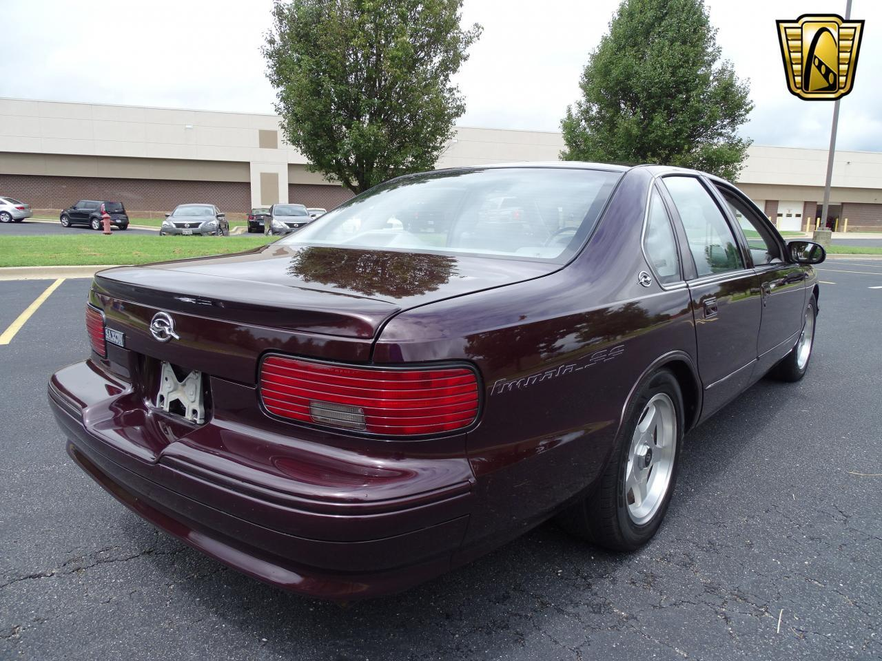 Large Picture of 1996 Impala located in Illinois - QB5K