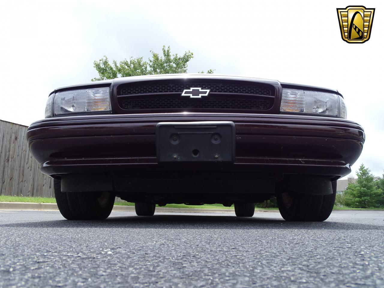 Large Picture of 1996 Chevrolet Impala - $19,000.00 Offered by Gateway Classic Cars - St. Louis - QB5K