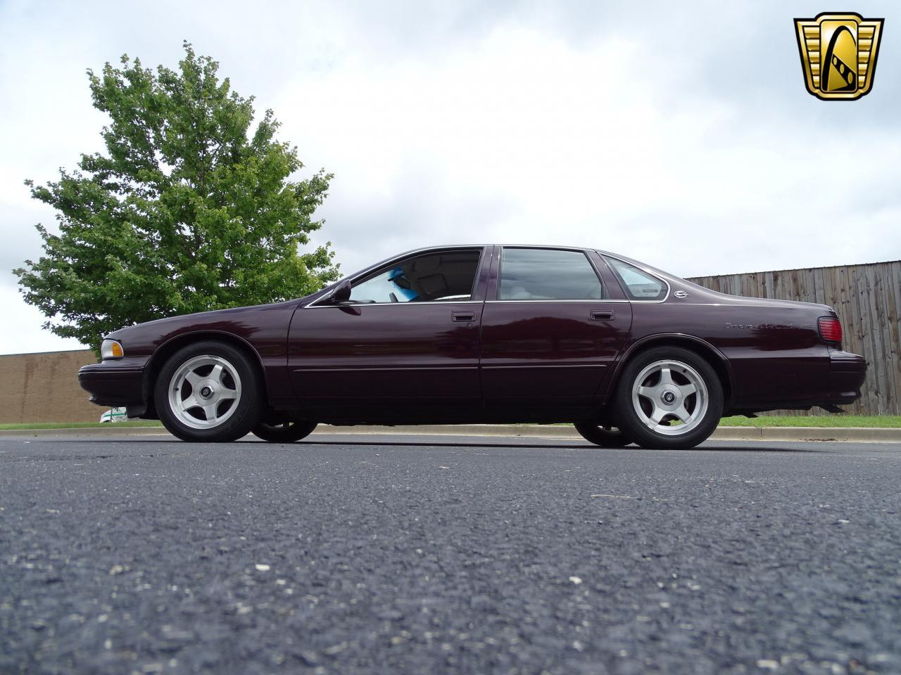 Large Picture of '96 Impala - $19,000.00 Offered by Gateway Classic Cars - St. Louis - QB5K