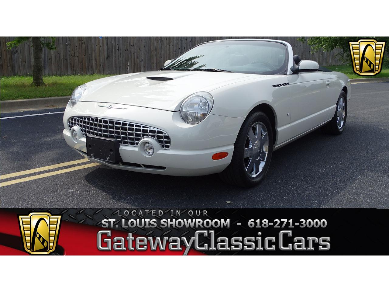 Large Picture of '03 Thunderbird Offered by Gateway Classic Cars - St. Louis - QB5Q