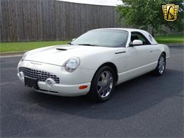 Picture of '03 Thunderbird located in O'Fallon Illinois - $13,500.00 Offered by Gateway Classic Cars - St. Louis - QB5Q