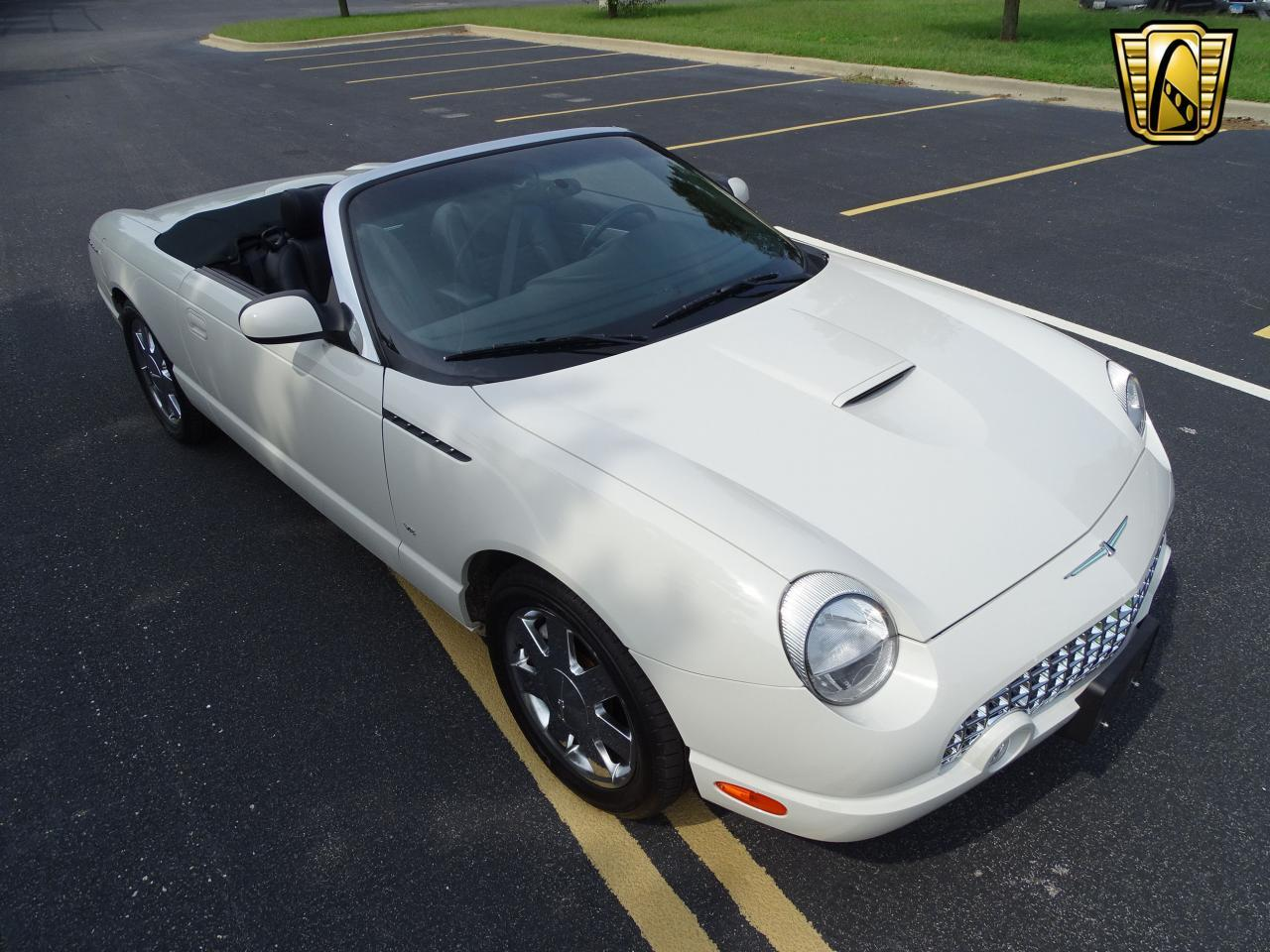 Large Picture of '03 Ford Thunderbird Offered by Gateway Classic Cars - St. Louis - QB5Q
