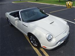 Picture of 2003 Ford Thunderbird located in O'Fallon Illinois - $13,500.00 Offered by Gateway Classic Cars - St. Louis - QB5Q