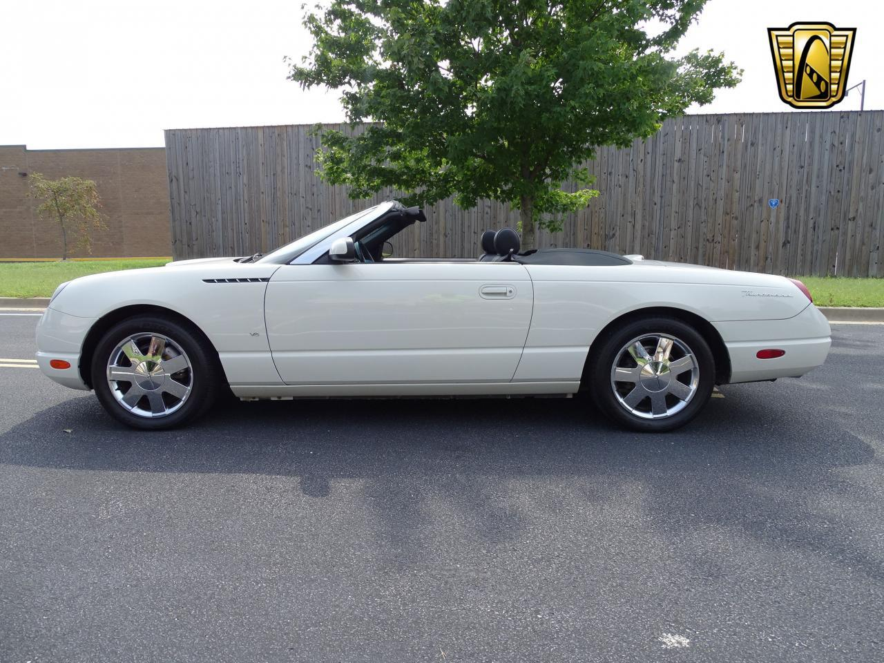 Large Picture of 2003 Ford Thunderbird Offered by Gateway Classic Cars - St. Louis - QB5Q