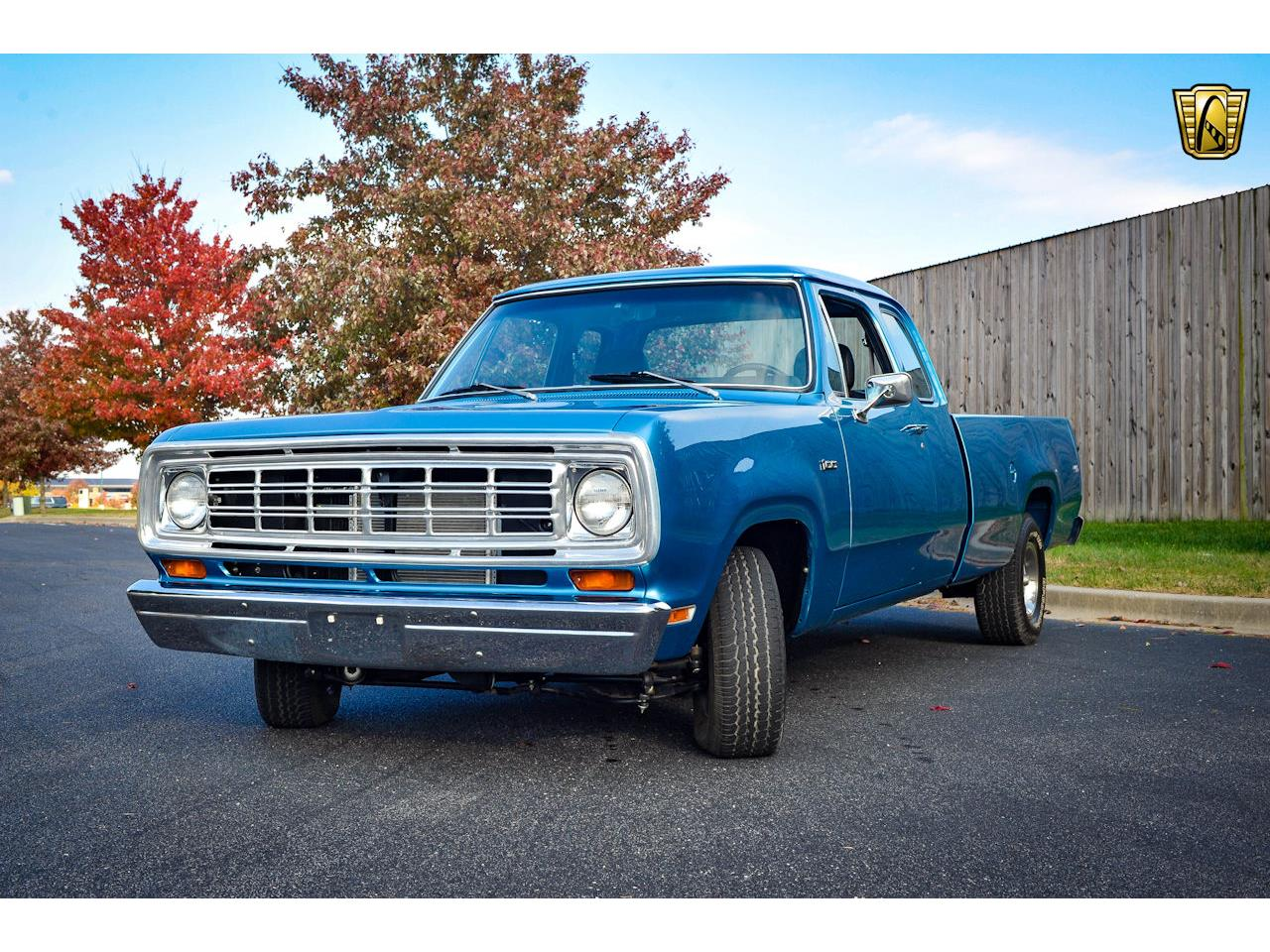 Large Picture of '74 D100 - QB5S
