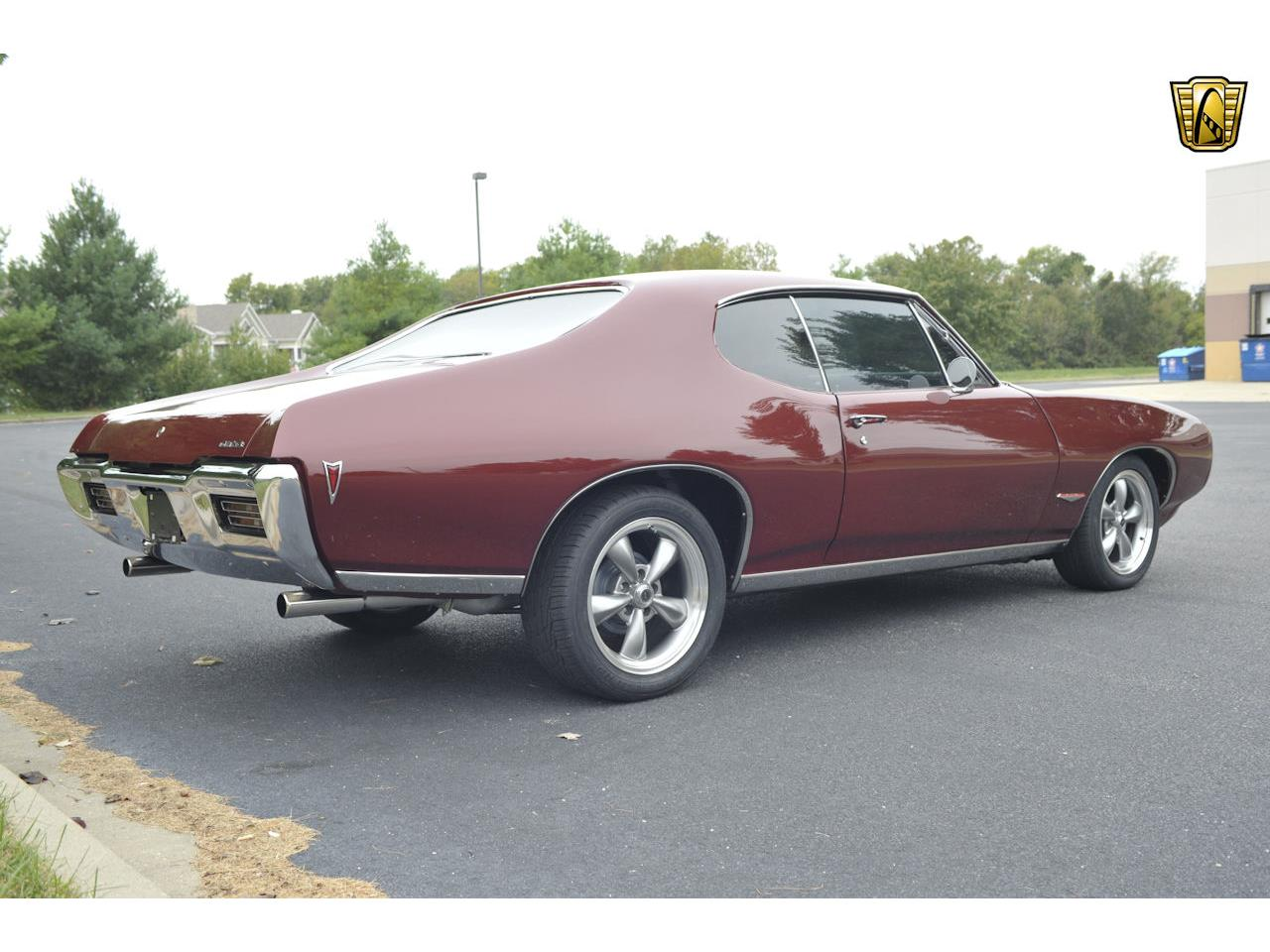 Large Picture of '68 GTO - QB64