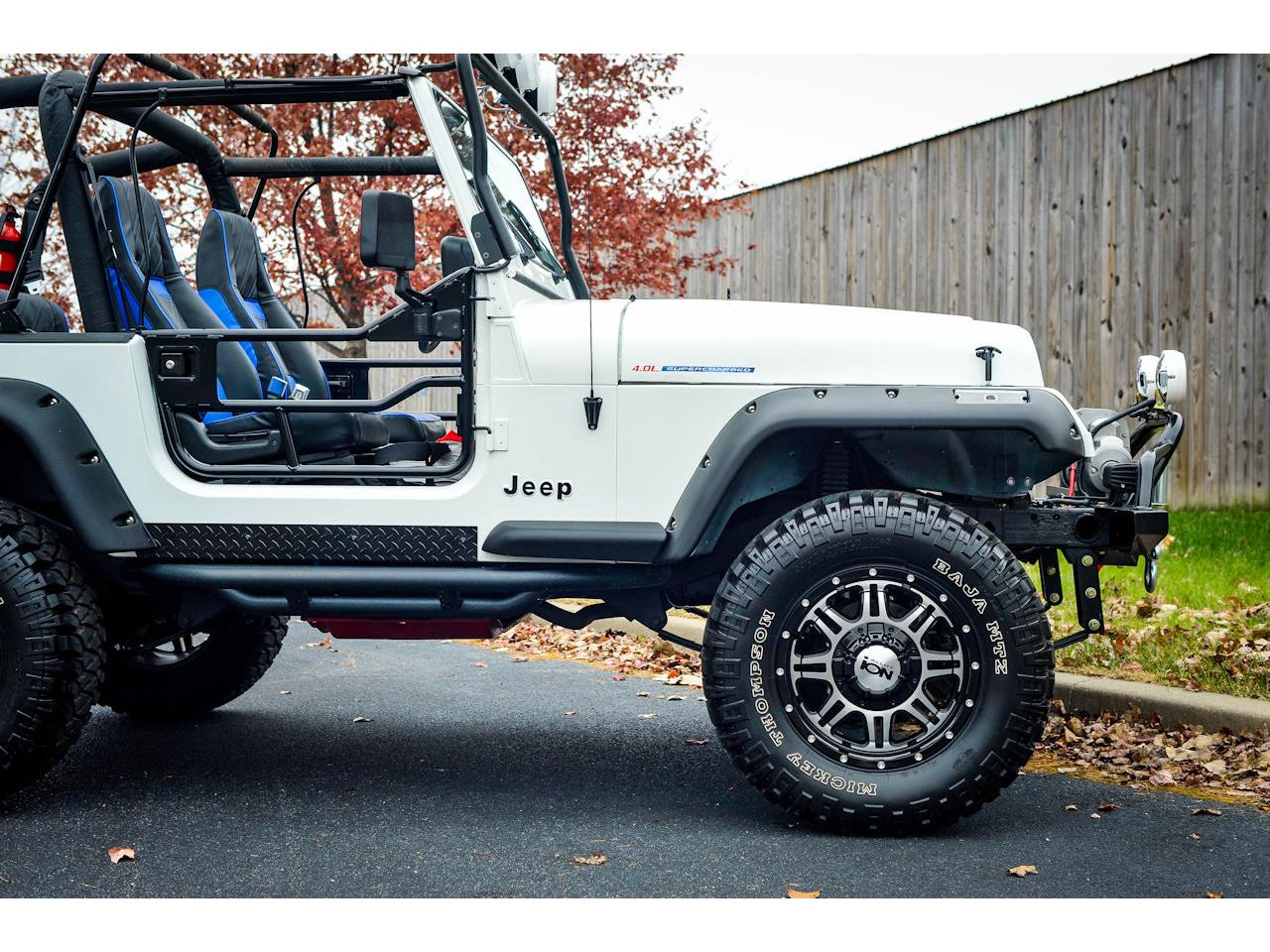 Large Picture of '93 Wrangler - QB6F