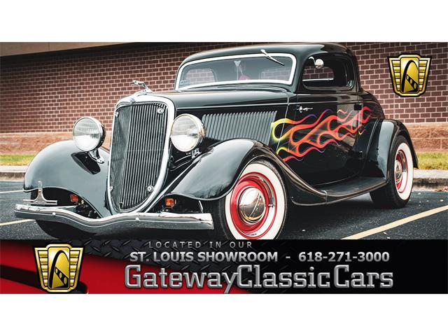 Picture of '34 3-Window Coupe - QB70