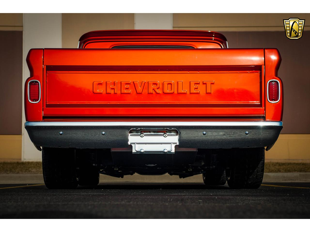 Large Picture of '66 C10 - QB7E