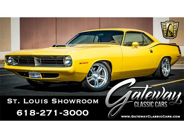 Classic Plymouth Barracuda for Sale on ClassicCars com on