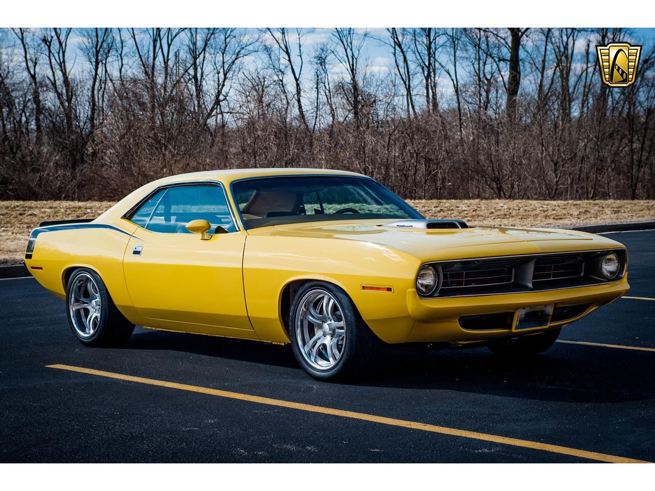Large Picture of '70 Barracuda - QB7G