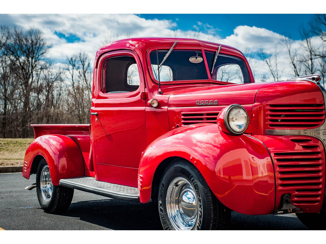 Large Picture of Classic 1945 Dodge Pickup located in O'Fallon Illinois - $25,500.00 Offered by Gateway Classic Cars - St. Louis - QB7O