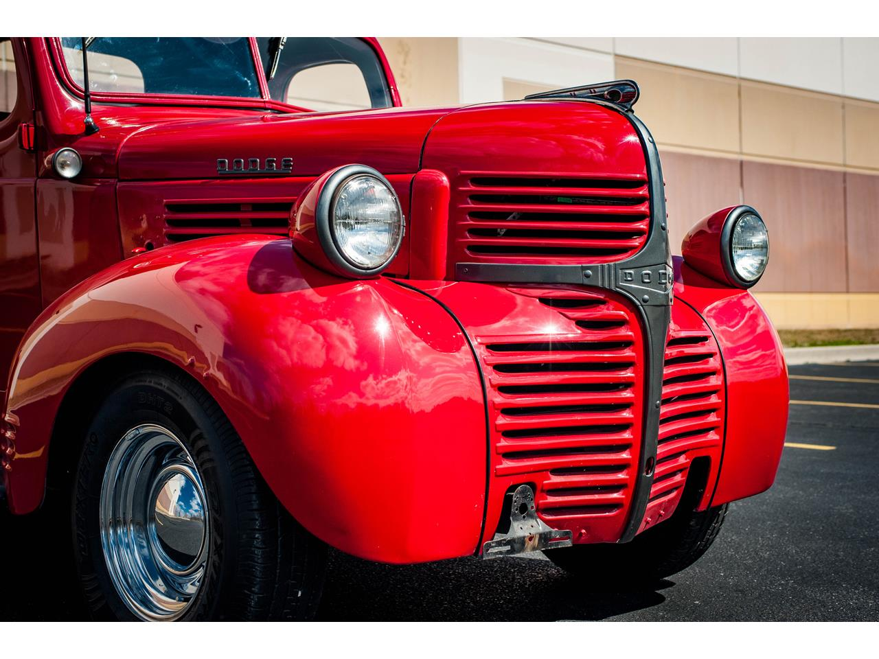 Large Picture of Classic 1945 Pickup located in O'Fallon Illinois - $25,500.00 Offered by Gateway Classic Cars - St. Louis - QB7O