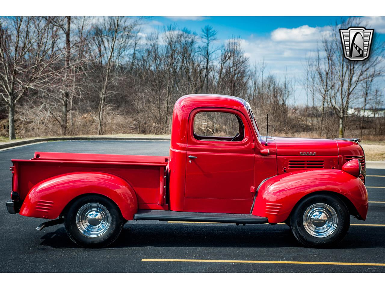 Large Picture of Classic '45 Pickup located in Illinois Offered by Gateway Classic Cars - St. Louis - QB7O