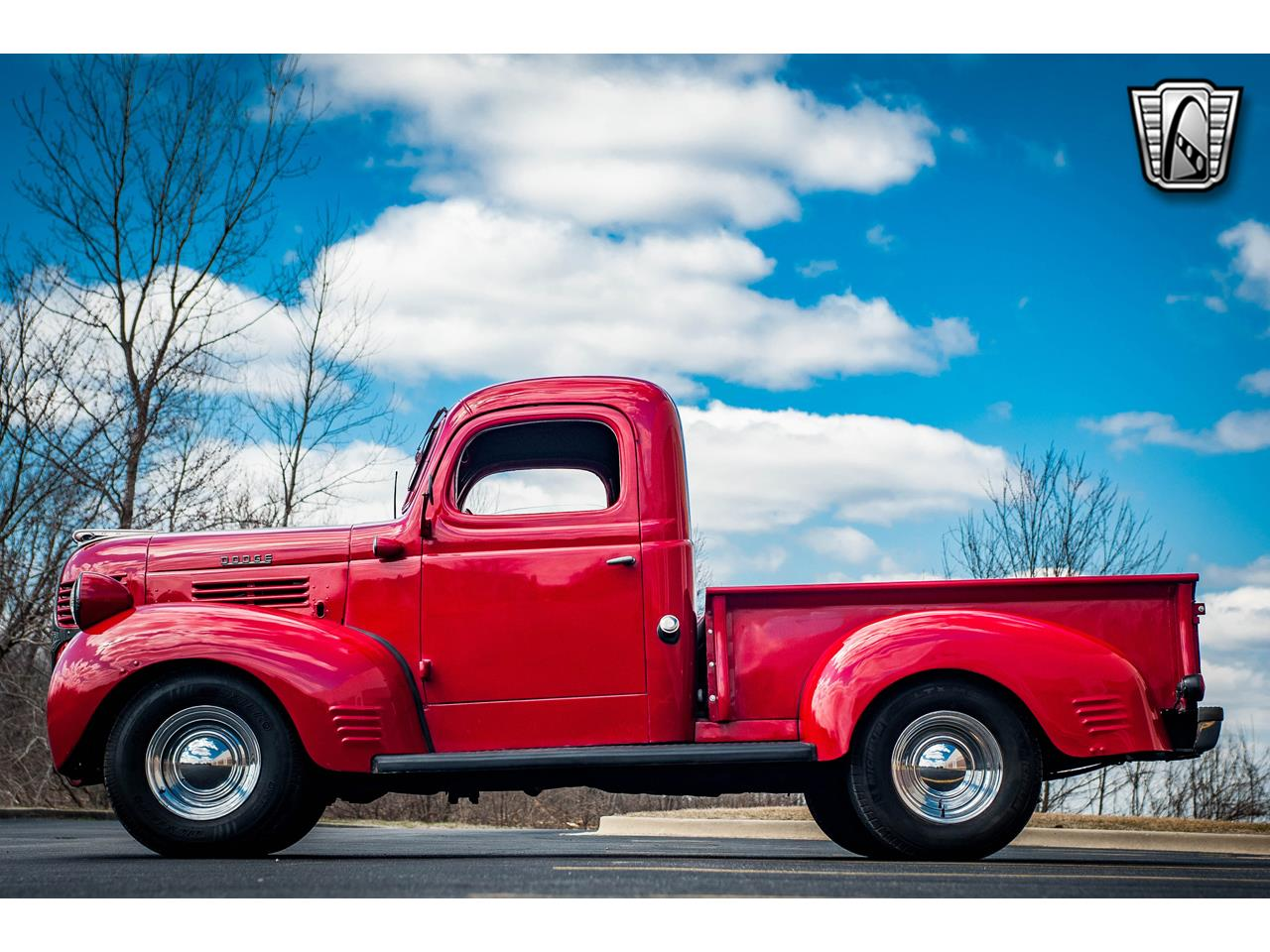 Large Picture of '45 Dodge Pickup - QB7O