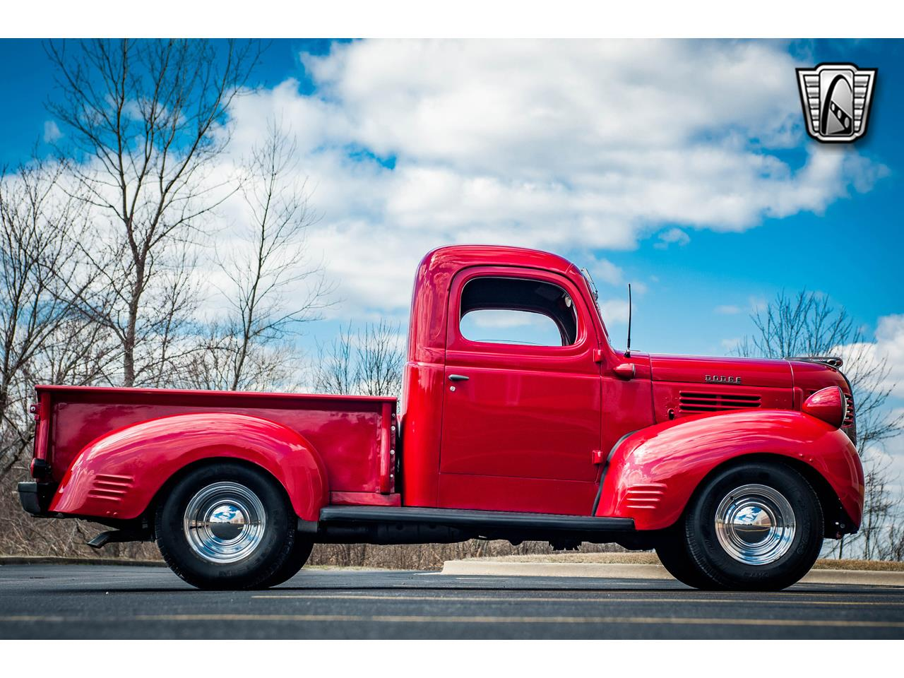 Large Picture of '45 Dodge Pickup located in Illinois - $25,500.00 Offered by Gateway Classic Cars - St. Louis - QB7O
