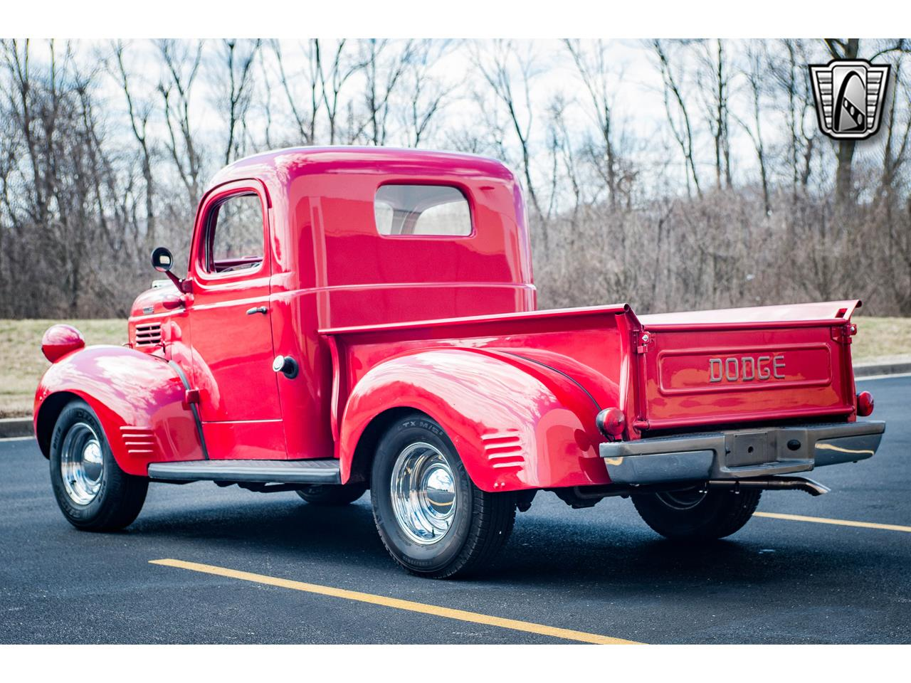 Large Picture of 1945 Dodge Pickup Offered by Gateway Classic Cars - St. Louis - QB7O