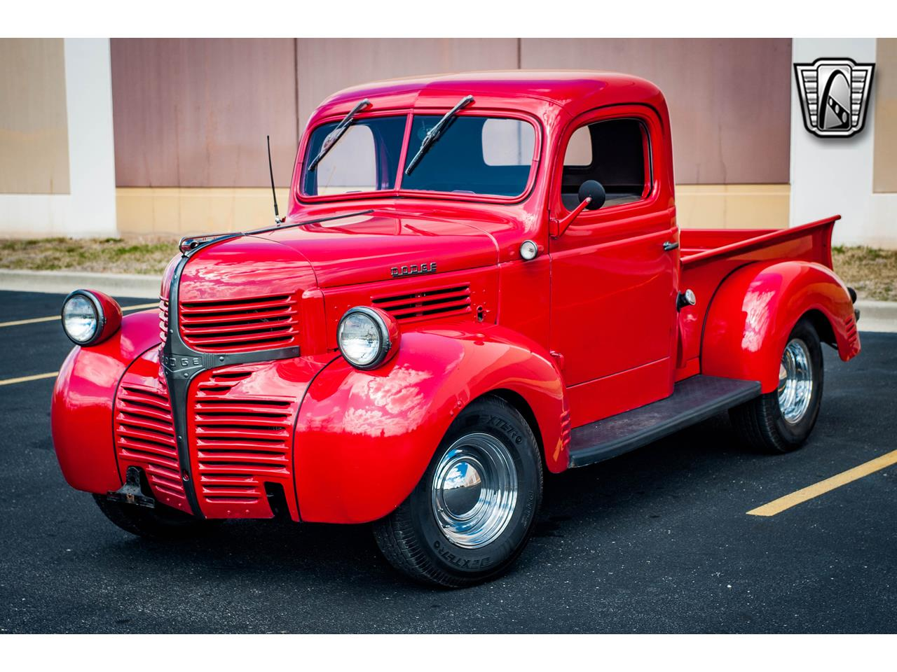Large Picture of 1945 Pickup - $25,500.00 Offered by Gateway Classic Cars - St. Louis - QB7O