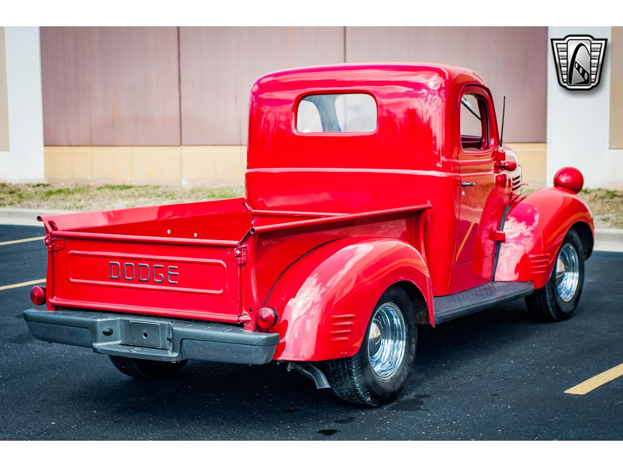 Large Picture of Classic '45 Pickup located in O'Fallon Illinois - $25,500.00 Offered by Gateway Classic Cars - St. Louis - QB7O