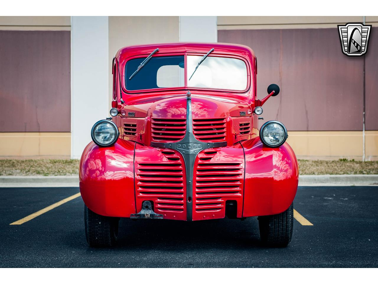 Large Picture of Classic '45 Dodge Pickup located in Illinois Offered by Gateway Classic Cars - St. Louis - QB7O