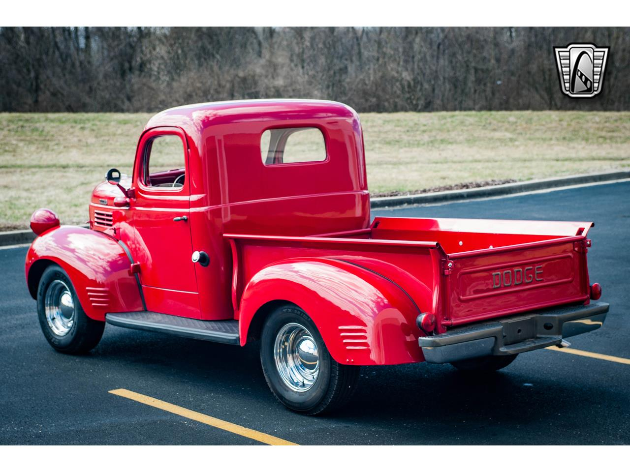 Large Picture of 1945 Dodge Pickup - $25,500.00 Offered by Gateway Classic Cars - St. Louis - QB7O