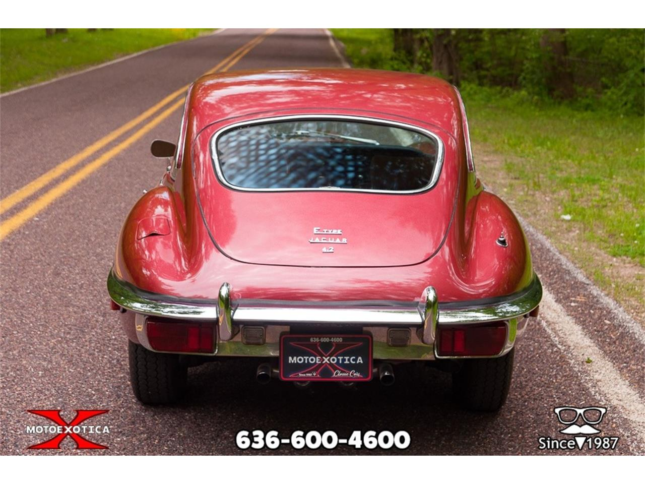 Large Picture of '69 E-Type - Q5Y1