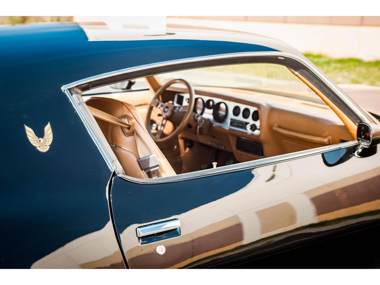 Large Picture of '79 Pontiac Firebird located in O'Fallon Illinois - $36,500.00 - QB8A
